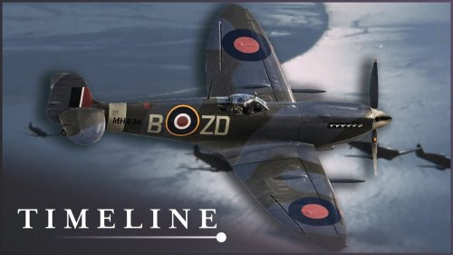 How The Spitfire Became An Aviation Masterpiece | The Birth Of A Legend | Timeline