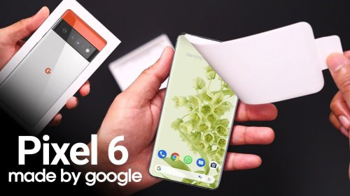 Google Pixel 6 - Epic Power!