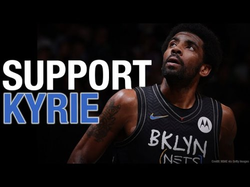 Support Kyrie Irving in his fight against the NBA vaccine mandate