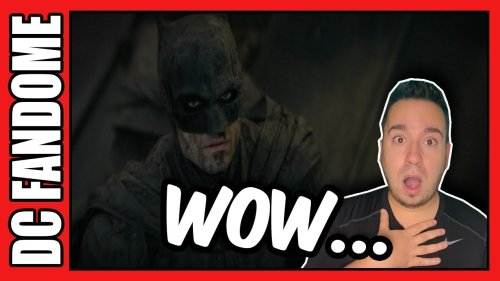 THE BATMAN owns DC FanDome 2021 | Trailer Reaction and Breakdown
