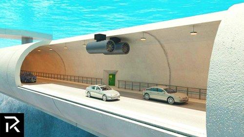 Inside Norway's $47 Billion Floating Highway