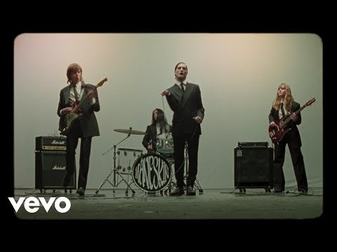 I Måneskin hanno raggiunto i Nirvana e i Led Zeppelin su Spotify