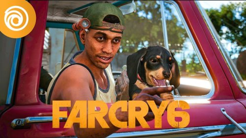 Far Cry 6: Resolver Gameplay Trailer   Xbox E3 Conference