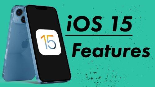 iOS 15 ist da! Die 5 besten Features!