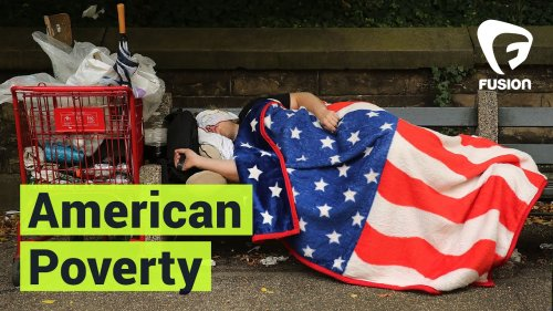 PANDEMIC OF POVERTY
