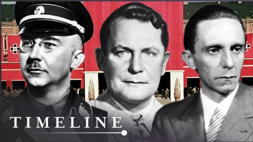 A Closer Look At Hitler's Inner Circle | Germany's Fatal Attraction | Timeline
