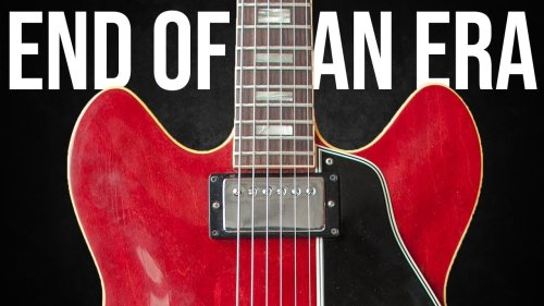 The End of Gibson's 'Golden Era'? | Friday Fretworks