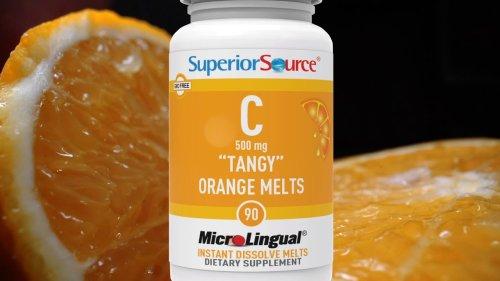 """Delicious """"Tangy"""" Vitamin C"""