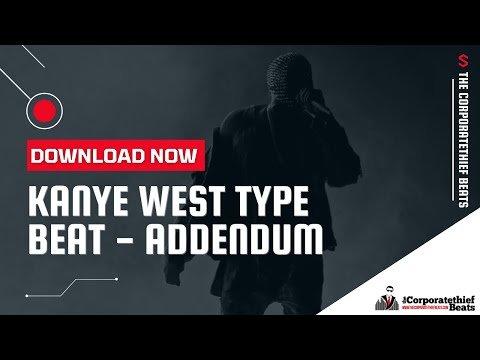 Kanye West Type Beat 2021   Addendum {10 Min Loop} #Typebeats