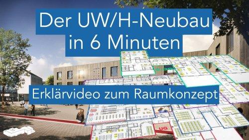 Der Neubau der Universität Witten/Herdecke in 6 Minuten erklärt!