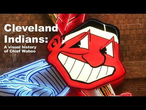 Chief Wahoo: A visual history of the Cleveland Indians logo