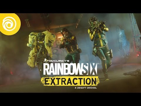 Rainbow Six Extraction: Cinematic Reveal Trailer