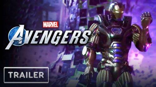Marvel's Avengers - 2021 Roadmap Trailer   E3 2021