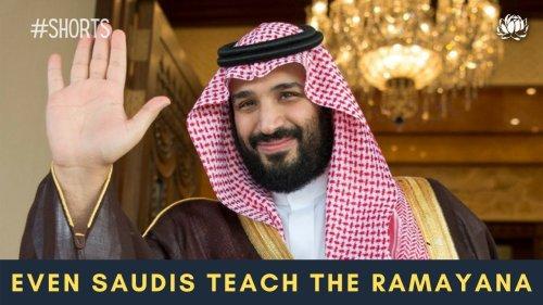 Indonesia embraces its Hindu heritage; even Saudi Arabia is now teaching the Ramayana | Tarek Fatah