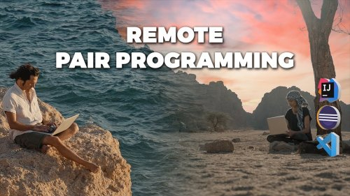 How to Pair Program Remotely in IntelliJ, Eclipse and VS Code