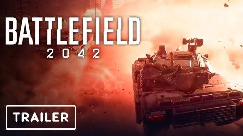 Battlefield 2042 - Gameplay Trailer   E3 2021