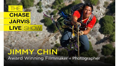 Risk, Fear, and the Art of Chill with Jimmy Chin