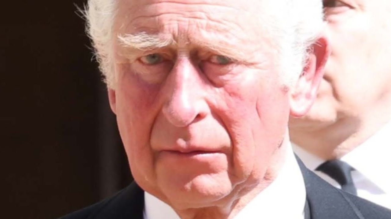 Charles' Body Language During Philip's Funeral Speaks Volumes