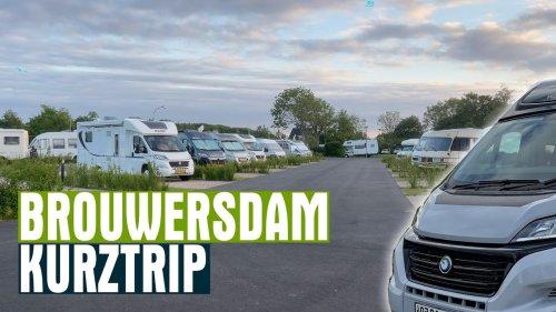 Brouwersdam - Renesse - Duin en Strand // Camping