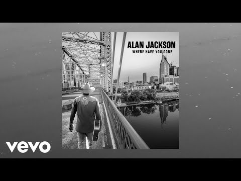 """Alan Jackson Honors Merle Haggard With Cover Of """"That's The Way Love Goes"""""""