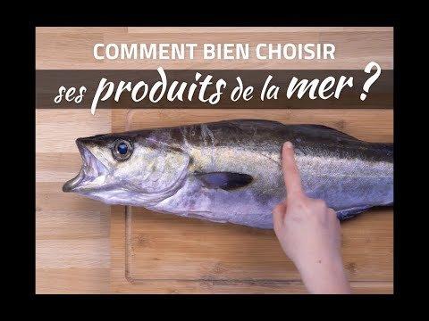 TutoFish n°1 : Comment bien choisir ses produits de la mer ?