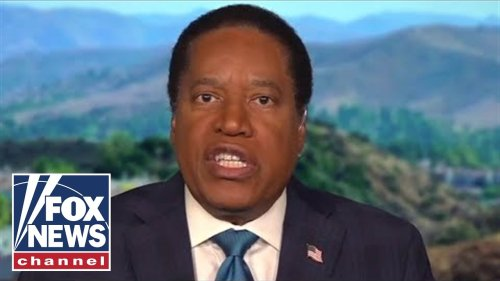 Larry Elder: 'I think' Gov. Newsom is going down in recall election