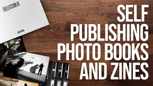 How I Self-Publish my Photography Zines/Books (Printing, Selling, Sequencing and Design)