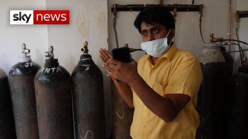 India: Doctors accused of 'false scaremongering'