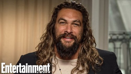 Jason Momoa on the Unbelievable Thrill of Starring in 'Dune' | EW Interviews | Entertainment Weekly