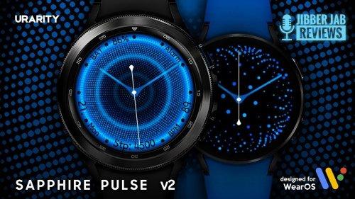 Samsung Galaxy Watch 4 Watch Face by Urarity - Jibber Jab Reviews!