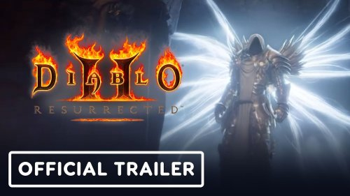 Diablo 2 Resurrected - Official Xbox Sereis S X   E3 2021
