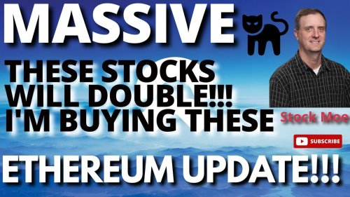 THESE STOCKS SHOULD DOUBLE AND I AM BUYING THEM! MASSIVE ETHEREUM NEWS & NIO STOCK PRICE PREDICTION