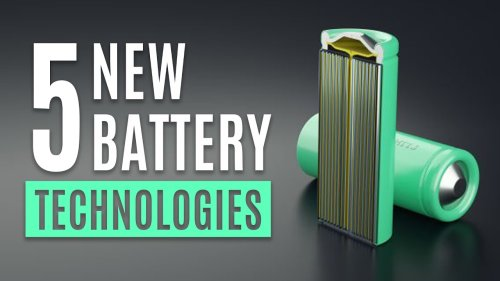 5 New Battery Technologies that will change the Future