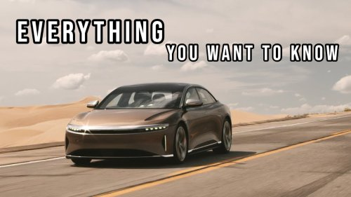 2021 Lucid Air: Everything You Want To Know