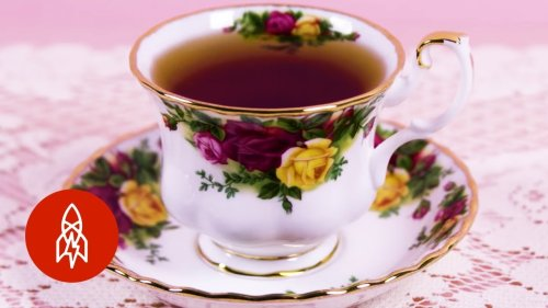 Five Stories All About Tea