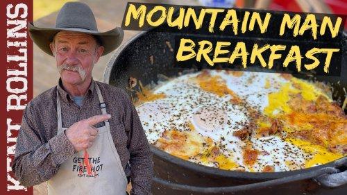 Mountain Man Breakfast   Hearty Breakfast Casserole