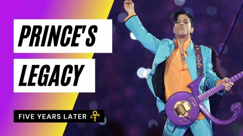 Prince - His Legacy, Five Years Later