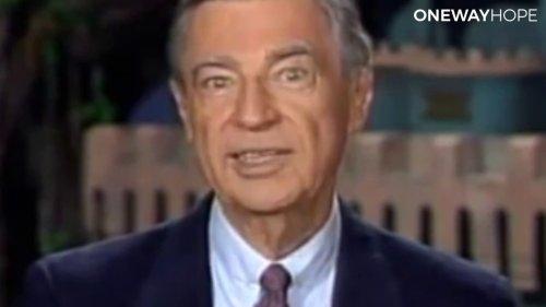 Mr. Rogers Greatest Advice EVER - MOST Inspirational Speech