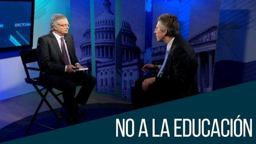 """""""La educación es una pérdida de tiempo y dinero"""": Moisés Naím entrevista a Bryan Caplan"""
