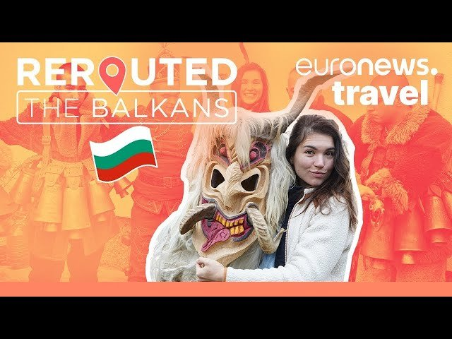 Rerouted: the Balkans - cover