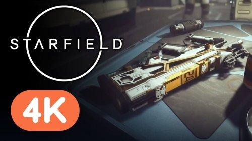 Starfield - Official Release Date Trailer (4K)   E3 2021