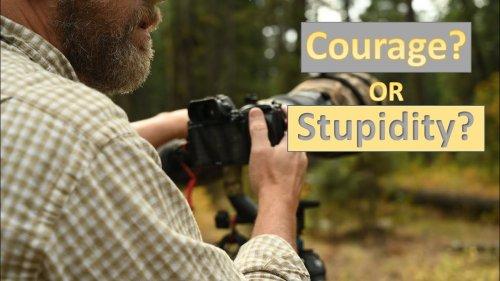 Wildlife Photography! Expensive camera, cheap Kayak!