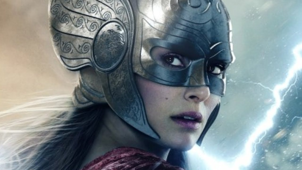 First Look At Portman's Mighty Thor Comes From An Unusual Place - cover