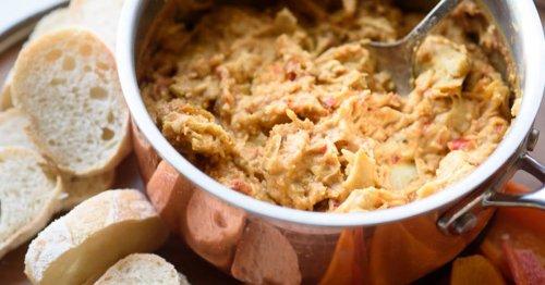 Hummus Artichoke Dip Recipe   Yummly