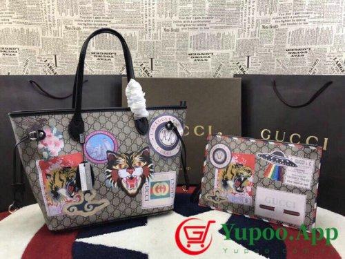 Gucci Casual handbag shoulder bag large capacity GG Women's bags 323999 - Yupoo.com.ru