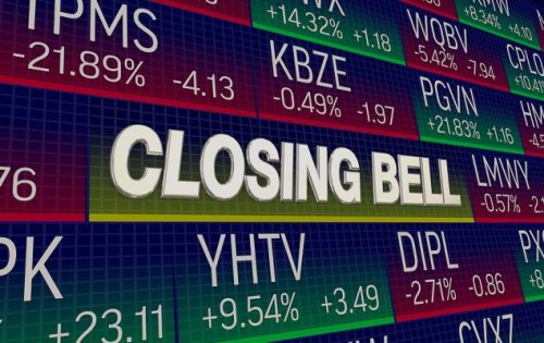 Green Across the Board at Closing Bell
