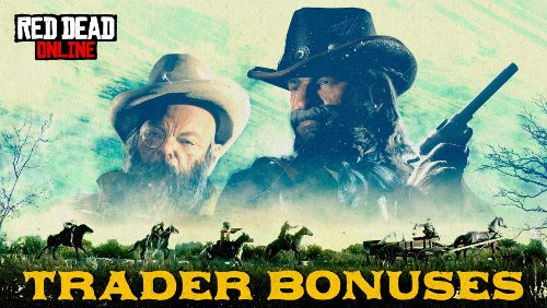 Red Dead Online: bonus vendita per commercianti