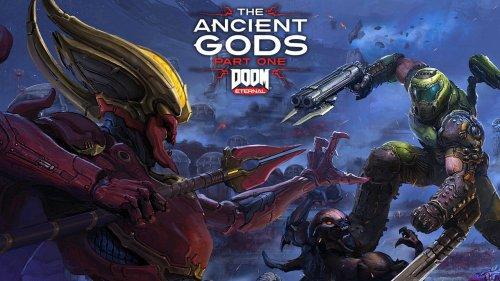 DOOM Eternal: The Ancient Gods Parte 1 disponibile su Nintendo Switch