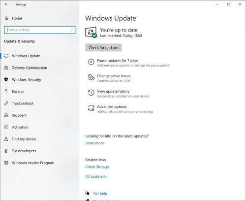 Windows 10 Update KB5003637 Stuck Downloading or Failed to install (solved) - ZcomTech
