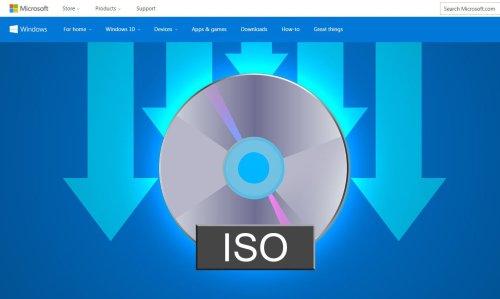 Windows 10 version 21H1 ISO File (32-bit / 64-bit) download link - ZcomTech